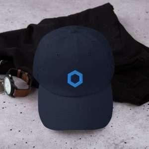Chainlink Logo Dad hat