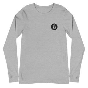 EOS Circle Logo Unisex Long Sleeve Tee