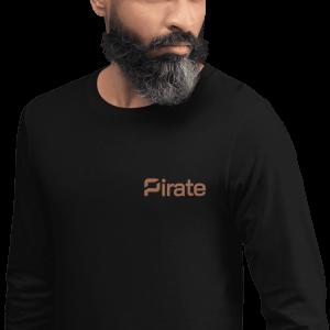 Pirate Unisex Long Sleeve Tee